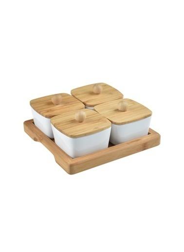 Bambum Kahvaltı Takımı Renksiz